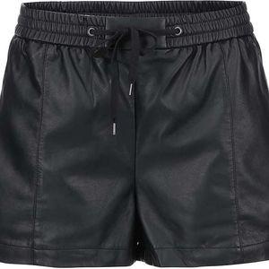 Černé kraťasy Vero Moda Lina