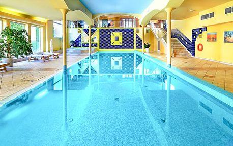 Praha ve 4* hotelu s neomezeným wellness