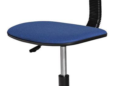 Křeslo židle HS 05 bez područek modrá Idea