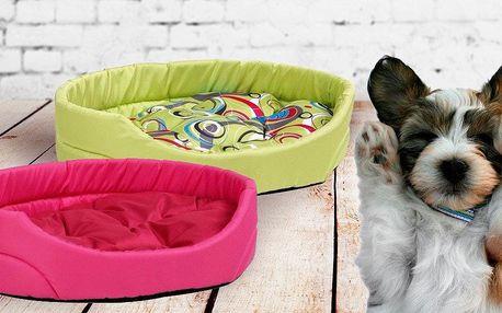 Oválné pelíšky značky Argi pro psí kamarády