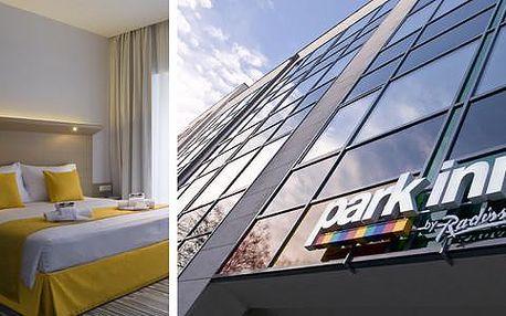 2, 3 nebo 4 noci pro dva se snídaní v hotelu Park Inn Budapešť