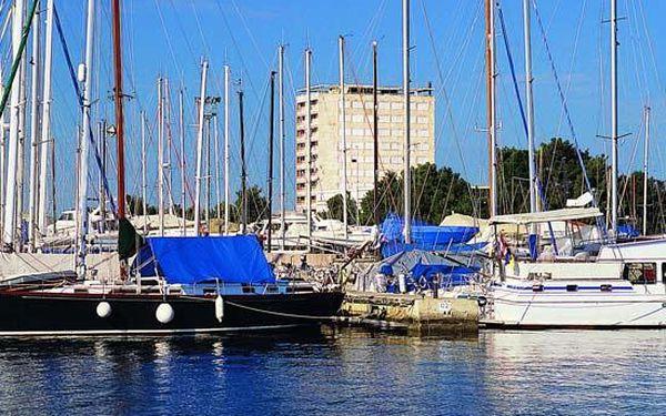 Chorvatsko - Umag na 8 až 10 dní, polopenze s dopravou vlastní
