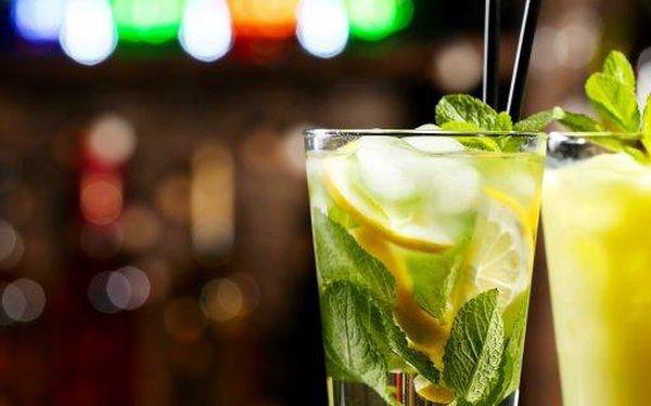 Dva míchané drinky dle výběru v Milé tchýni