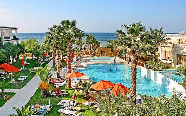 Tunisko, Monastir, letecky na 5 dní s all inclusive