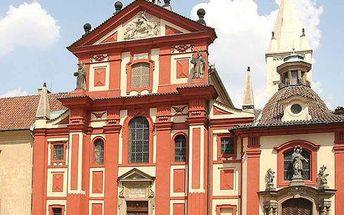 Koncert v Bazilice sv.Jiří na Pražském hradě - Mozart a Vivaldi v podání Prague Royal Orchestra.