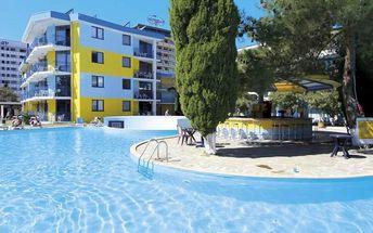 Bulharsko - Slunečné Pobřeží na 8 až 10 dní, all inclusive s dopravou autobusem nebo letecky z Košic