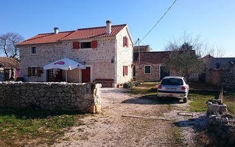 Chorvatsko - Apartmán 1350-358 - Riviéra Zadar / bez stravy, vlastní doprava, 12 nocí, 6 osob