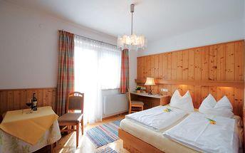 Gasthof Alpenrose, Rakousko, Salcbursko - Kaprun - Zell am See, 4 dní, Vlastní, Polopenze, Alespoň 2 ★★, sleva 0 %