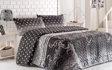 Eponj Home Dvoulůžkový přehoz na postel 143EPJ9412