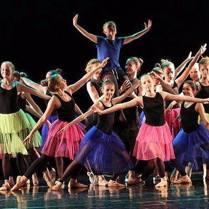 LTShow - Velkolepé taneční vystoupení