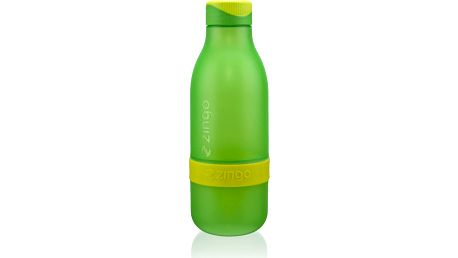 Lahev na vodu s citronem Zingo Green