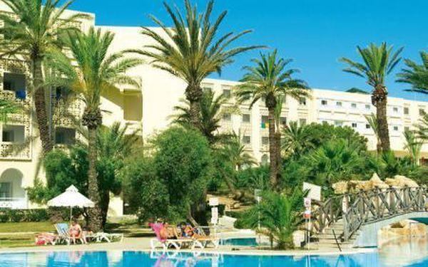Tunisko - Sousse na 8 až 12 dní, all inclusive nebo ultra all inclusive s dopravou letecky z Prahy nebo Bratislavy