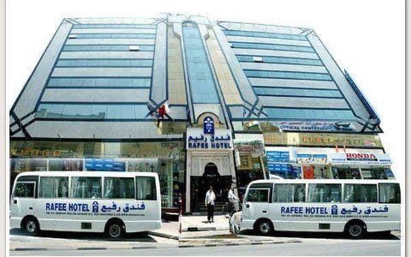Spojené arabské emiráty - Dubai na 8 až 12 dní, polopenze s dopravou letecky z Prahy