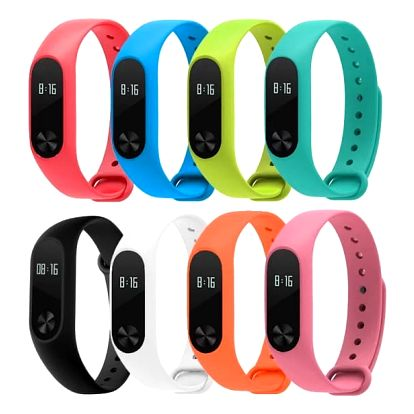Náhradní pásek na hodinky Xiaomi Mi Band 2