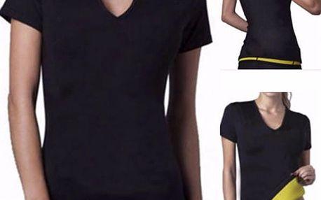 Dámské tričko pro hubnutí