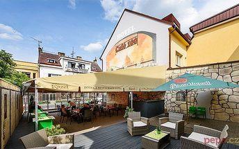 3–6denní wellness pobyt s polopenzí pro 2 na Královéhradecku v hotelu Tatra