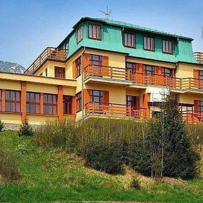 Vysoké Tatry s polopenzí a električkou