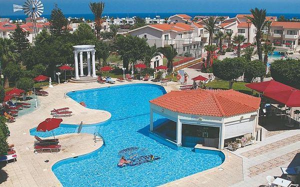 Kypr, Larnaca, letecky na 8 dní s polopenzí
