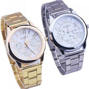 Klasické unisex hodinky v atraktivních barvách - dodání do 2 dnů