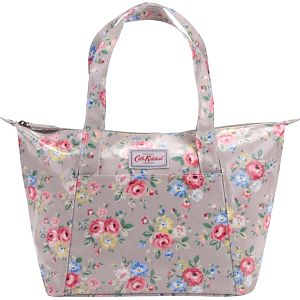 Béžová květovaná kabelka Cath Kidston