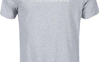 Šedé pánské triko ZOOT Originál Průmyslovka