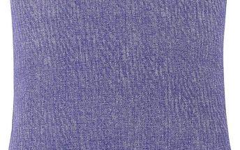 Bellatex Polštářek Ivo UNI fialová, 45 x 45 cm