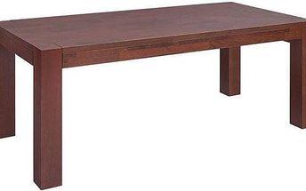 Rozkládací jídelní stůl z masivu Asen 4 - DOPRAVA ZDARMA!