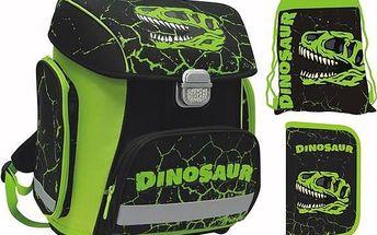 Školní set P + P Karton Dino + Doprava zdarma