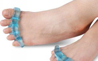 Modrý srovnávač prstů - 2 kusy - skladovka - poštovné zdarma