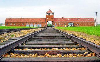Zájezd do koncentračních táborů Osvětim a Březinka