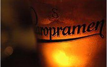 4 půllitry čepovaného piva z tanku pouze za 89 Kč! Zažeňte hlad i žízeň piven Staropramen.