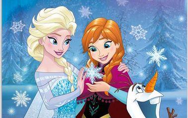 Nástěnný kalendář 2017 - Ledové království - dodání do 2 dnů