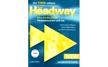 New Headway Third Edition Pre-intermediate Maturita Workbook with Key