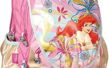 SunCe Anatomická školní aktovka ABB - Disney princezny - Ariel