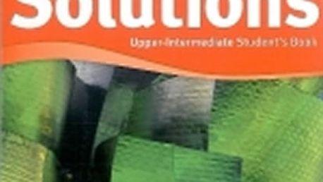 Maturita Solutions 2nd Edition Upper Intermediate Student´s Book Czech Edition