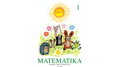 Matematika sešit 1 pro 1. ročník ZŠ