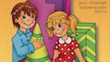 Hravá matematika 2 - Pracovní sešit z matematiky pro 5 - 6 leté děti