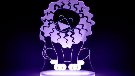 Dětské LED noční světýlko Aloka Lion - doprava zdarma!