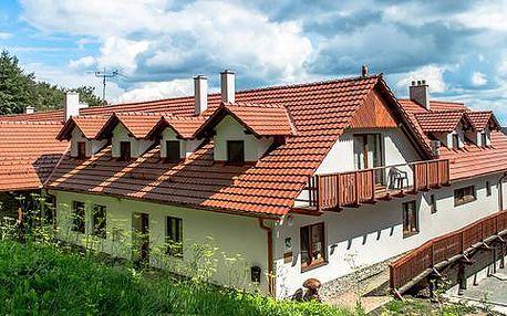 LAST MINUTE pobyt s neomezeným wellness na chatě Jana na samotě v Bílých Karpatech na 2 nebo 3 dny