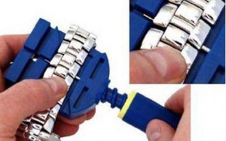 Sada na úpravu řemínků hodinek