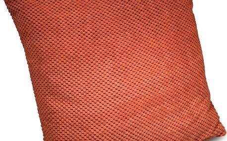 Albani Povlak na polštářek Baku oranžová, 40 x 40 cm