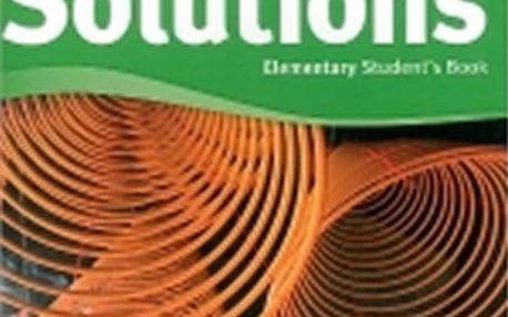 Maturita Solutions 2nd Edition Elementary Student´s Book CZEch Edition