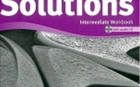 Maturita Solutions 2nd Edition Intermediate Workbook with Audio CD CZEch Edition