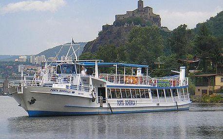 Výlet do údolí Porta Bohemica pro 1 osobu