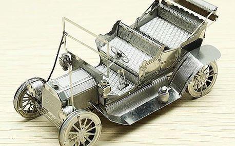 3D puzzle - historické vozidlo - dodání do 2 dnů