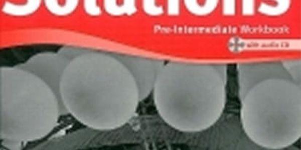 Maturita Solutions Pre-Intermediate Workbook 2nd Edition with audio CD pack CZ