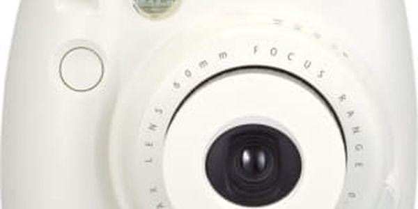 FUJIFILM Instax MINI 8 White + film