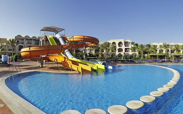 Egypt - Hurghada na 8 dní, all inclusive s dopravou letecky z Brna nebo letecky z Prahy