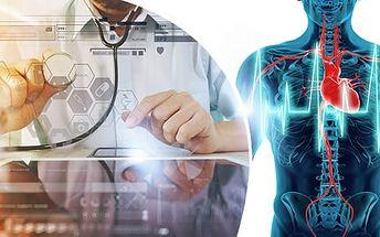 Skenování skrze přístroj K.O.S. pro zjištění tělesné kondice a orgánů + konzultace, Brno