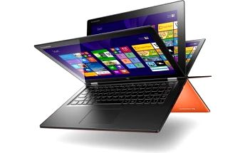 Notebook Lenovo IdeaPad Yoga 2 13 Touch (59442731) + 200 Kč za registraci